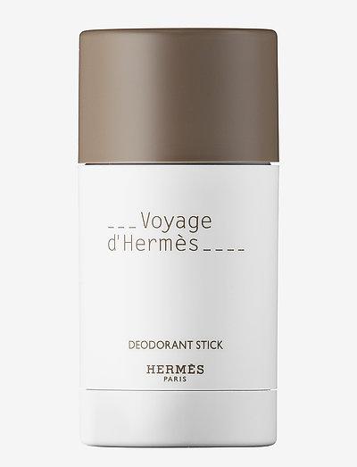 Voyage d'Hermès, Alcohol-free deodorant stick - tikut & voiteet - clear