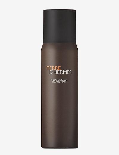 Terre d'Hermès, Shaving foam - rakgel - clear