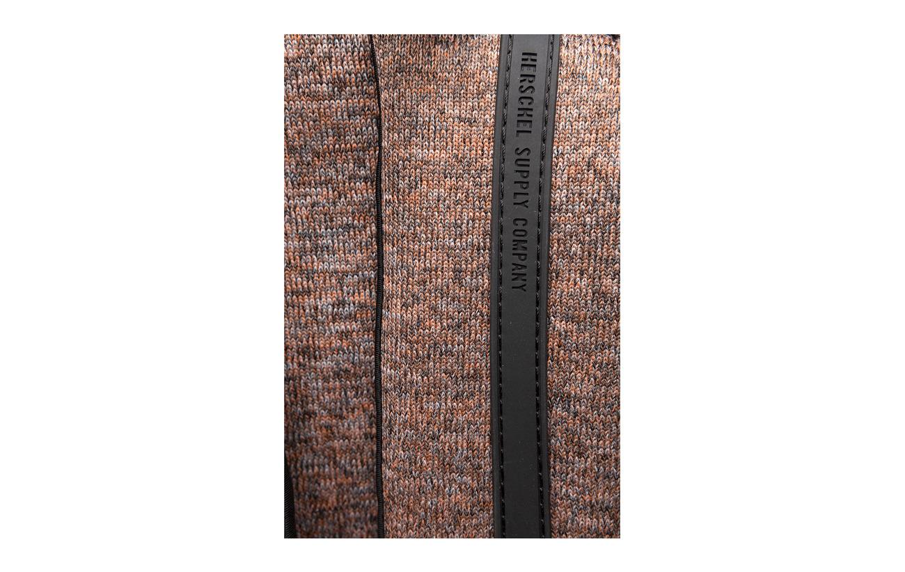 Herschel Apex Lawson Knit Backpack Multi Orange PPqBOr