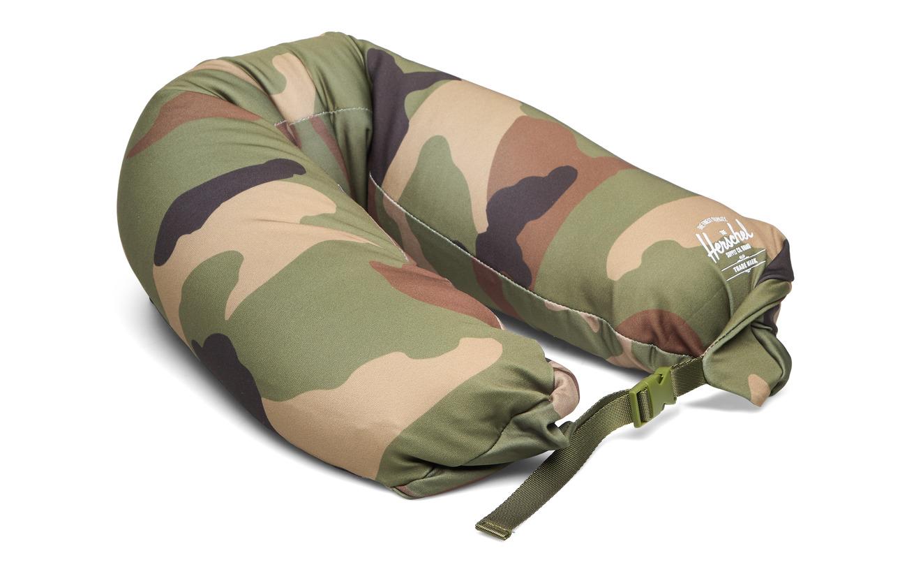 Herschel Micro Bead Pillow-Woodland Camo - WOODLAND CAMO