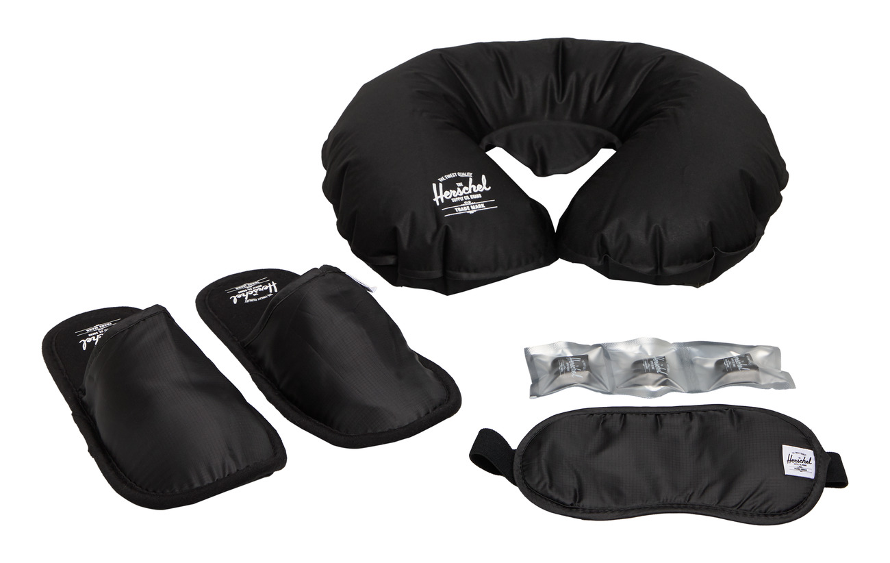 Herschel Amenity Kit S/M-Black - BLACK