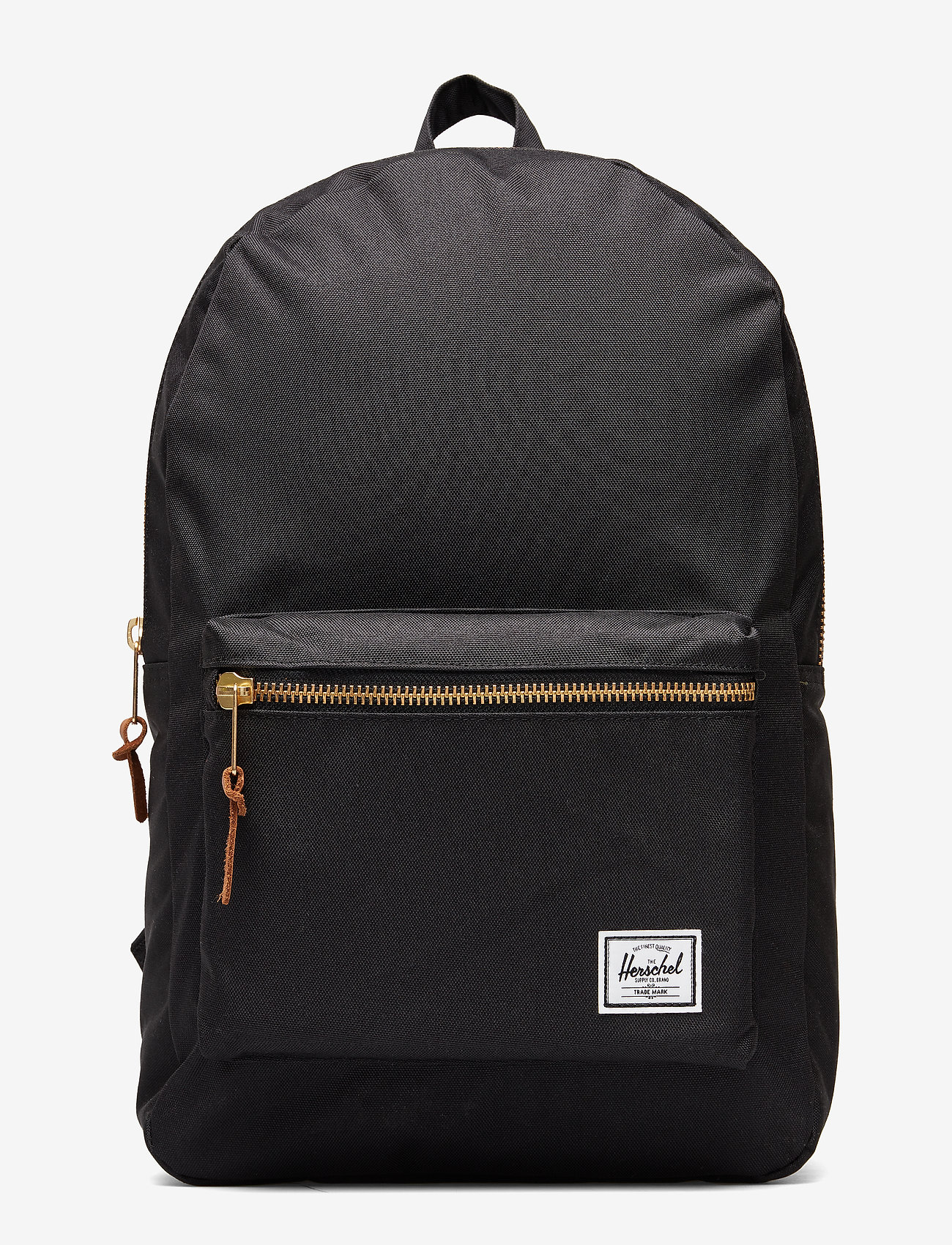 Herschel - Settlement - BLACK - väskor - black - 0