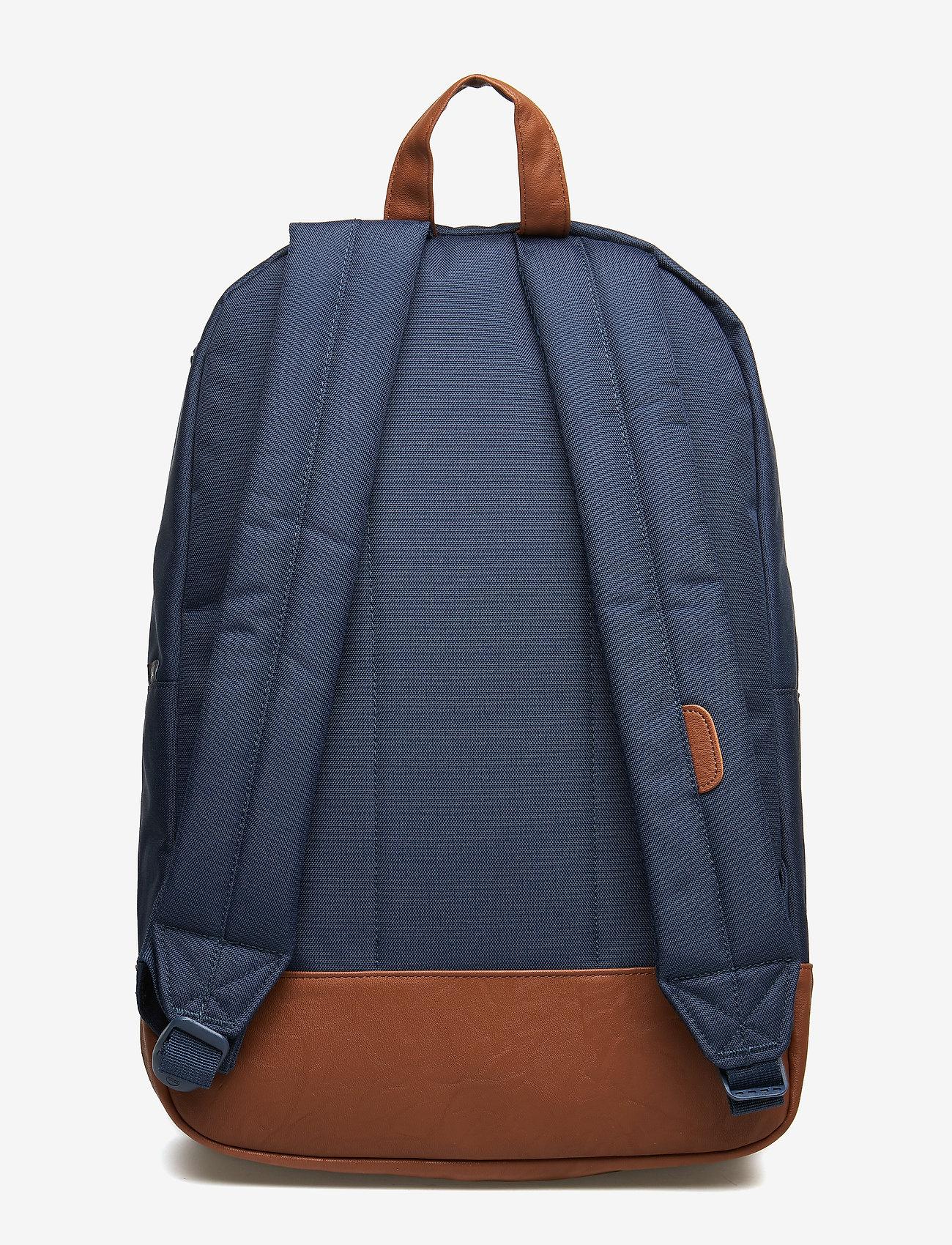 Herschel - HERITAGE - 600D POLY NAVY - backpacks - navy - 1