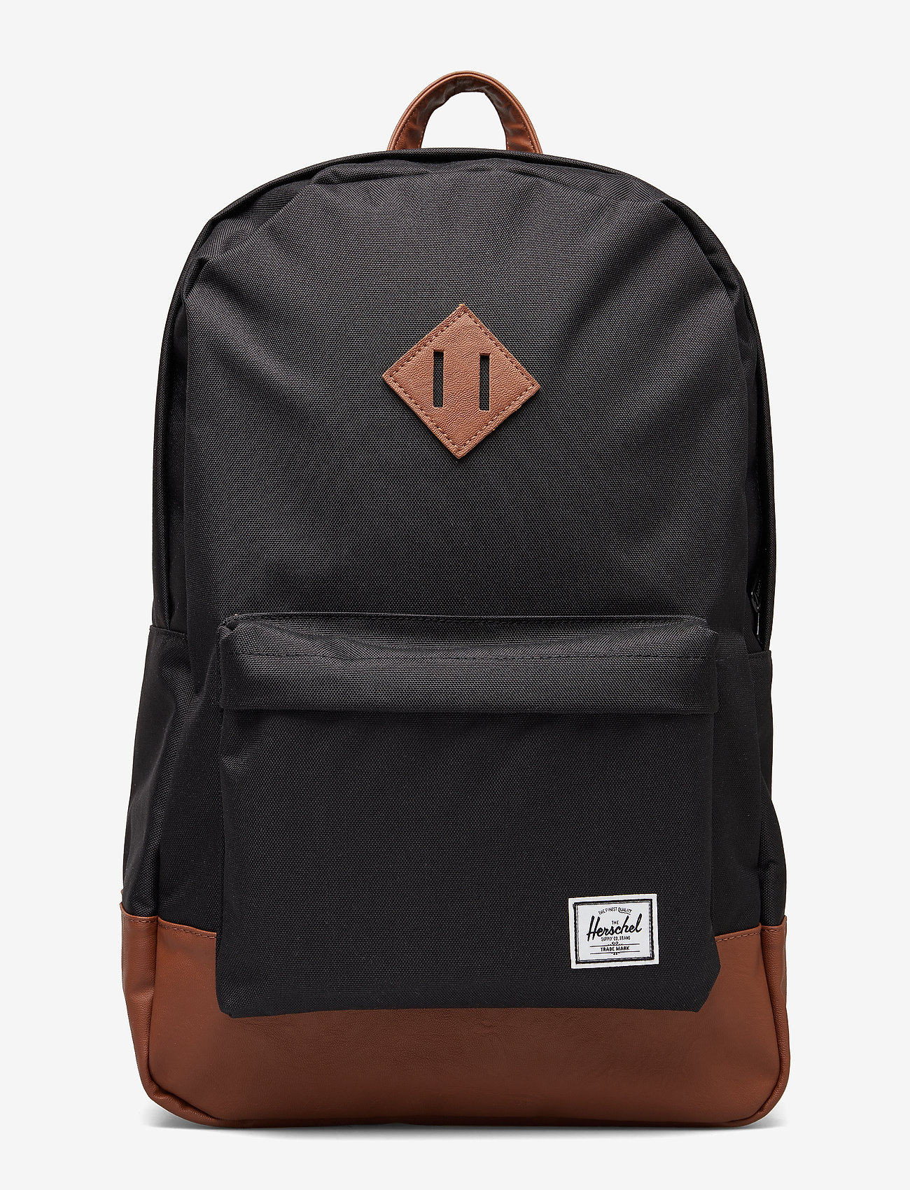 Herschel - HERITAGE - 600D POLY BLACK - reput - black - 0