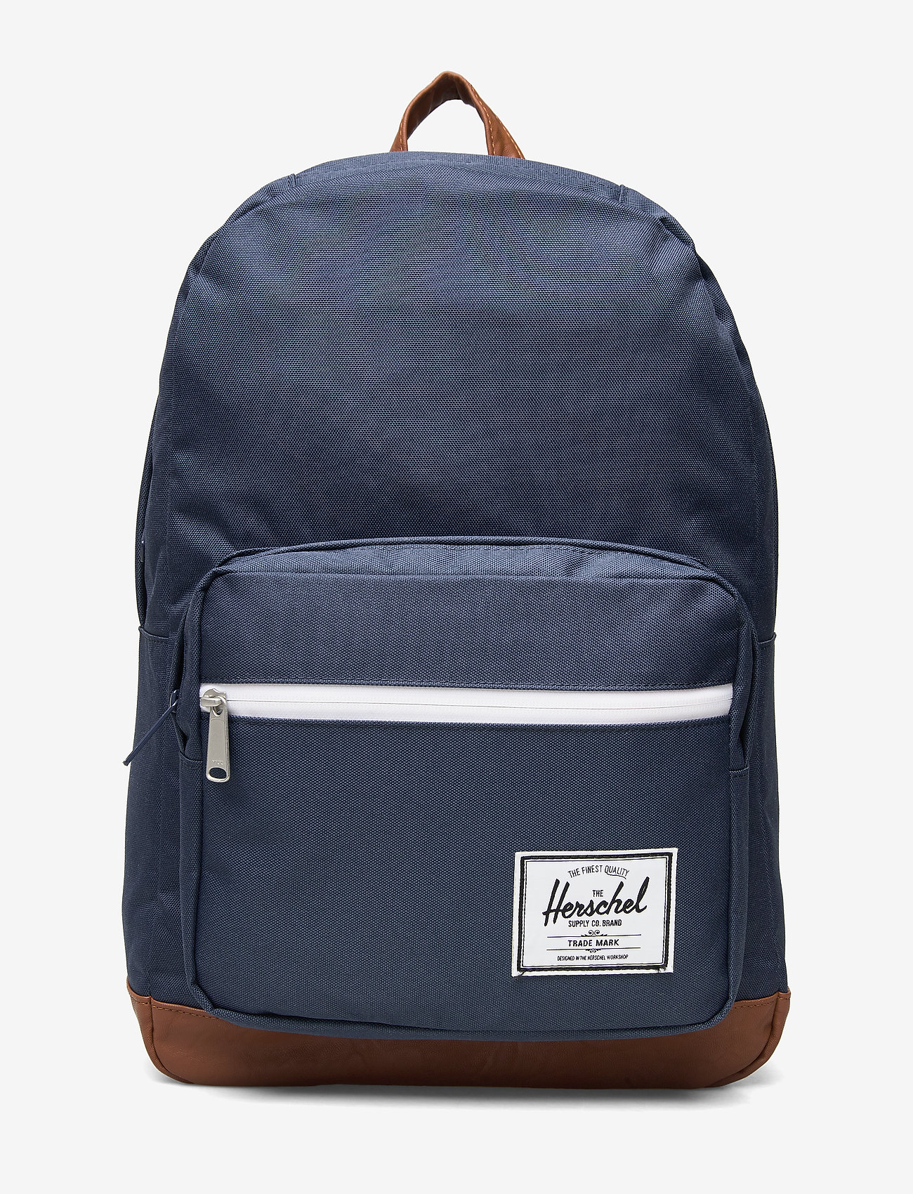 Herschel - POP QUIZ - 600D POLY NAVY - backpacks - navy