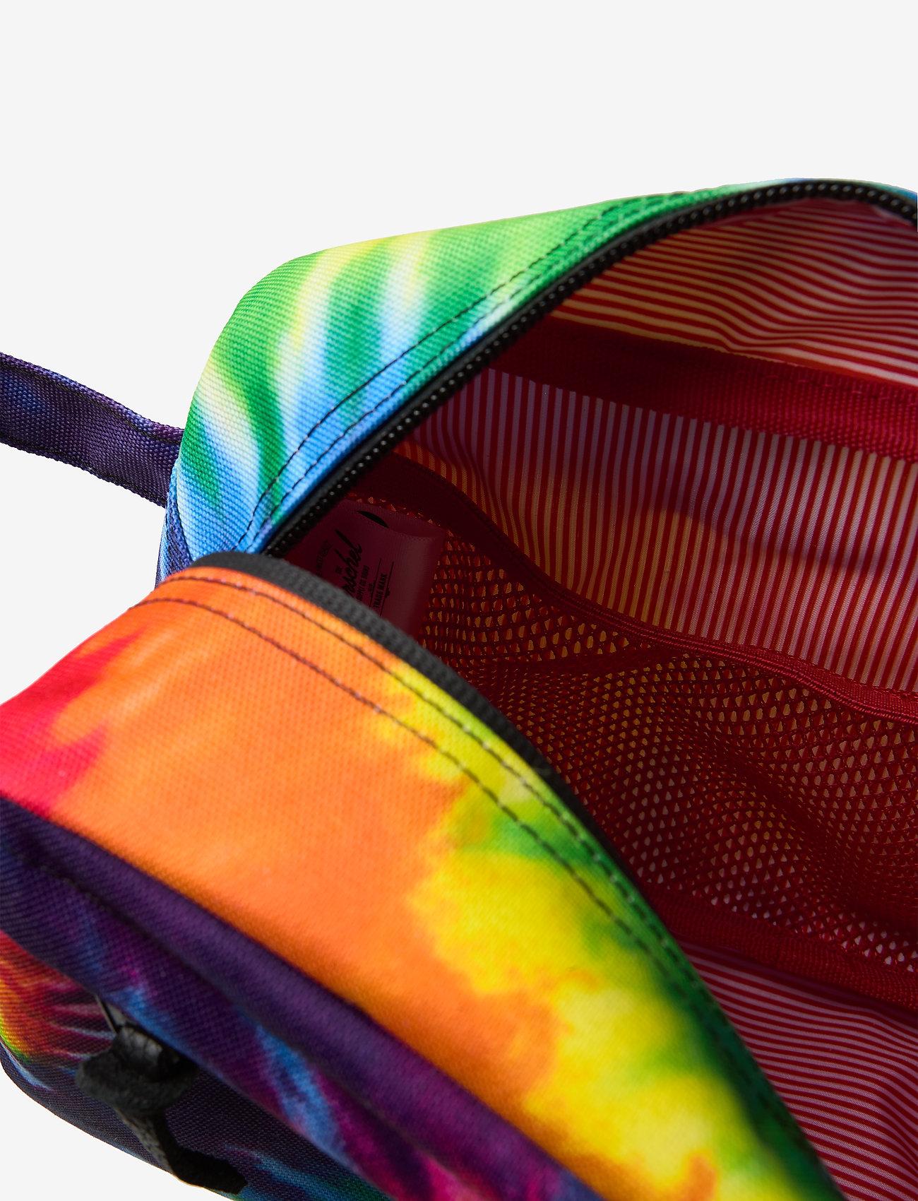 Herschel Chapter - Torby kosmetyczne RAINBOW TIE DYE - Torby