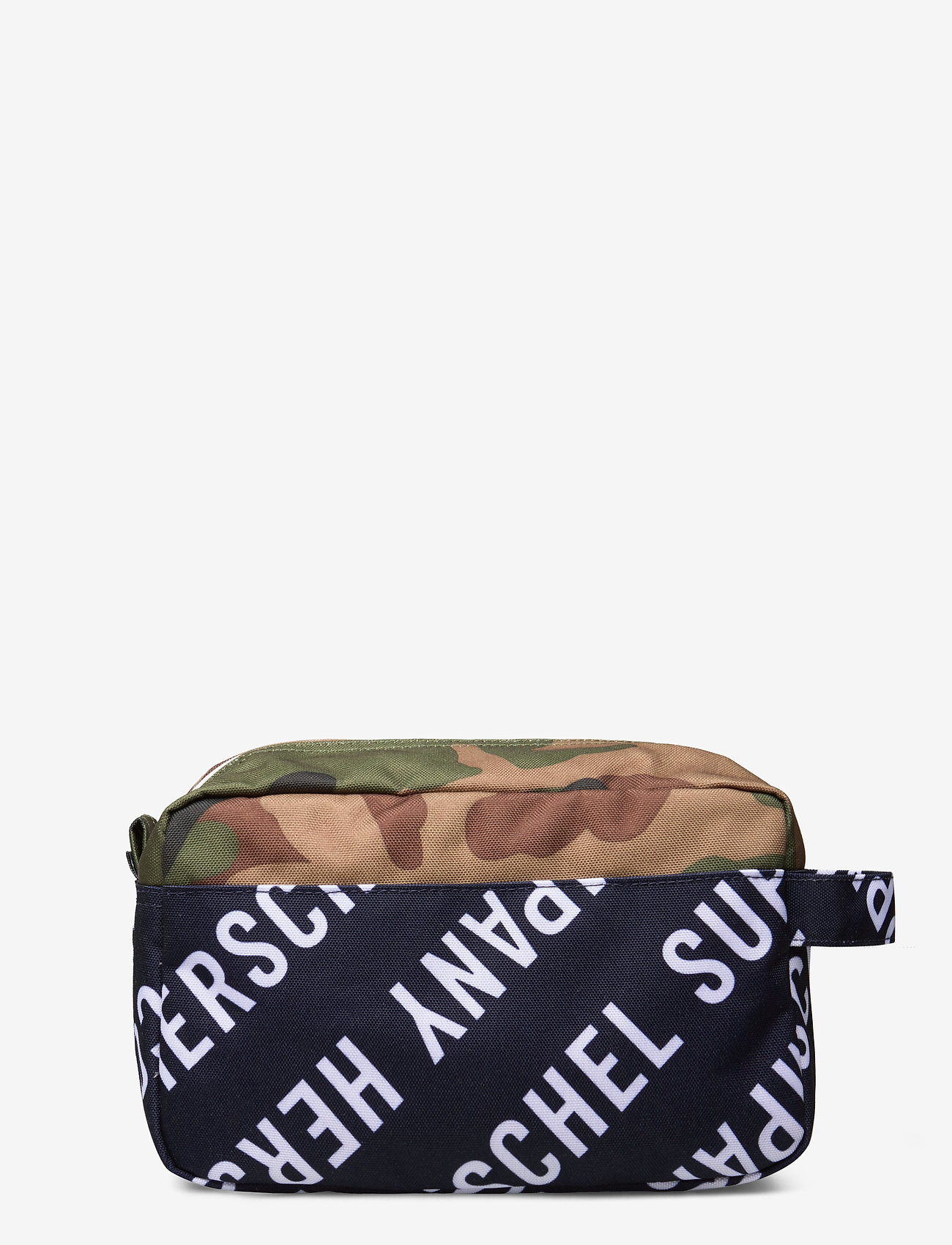Herschel Chapter - Torby kosmetyczne ROLL CALL PEACOAT/WOODLAND CAM - Torby