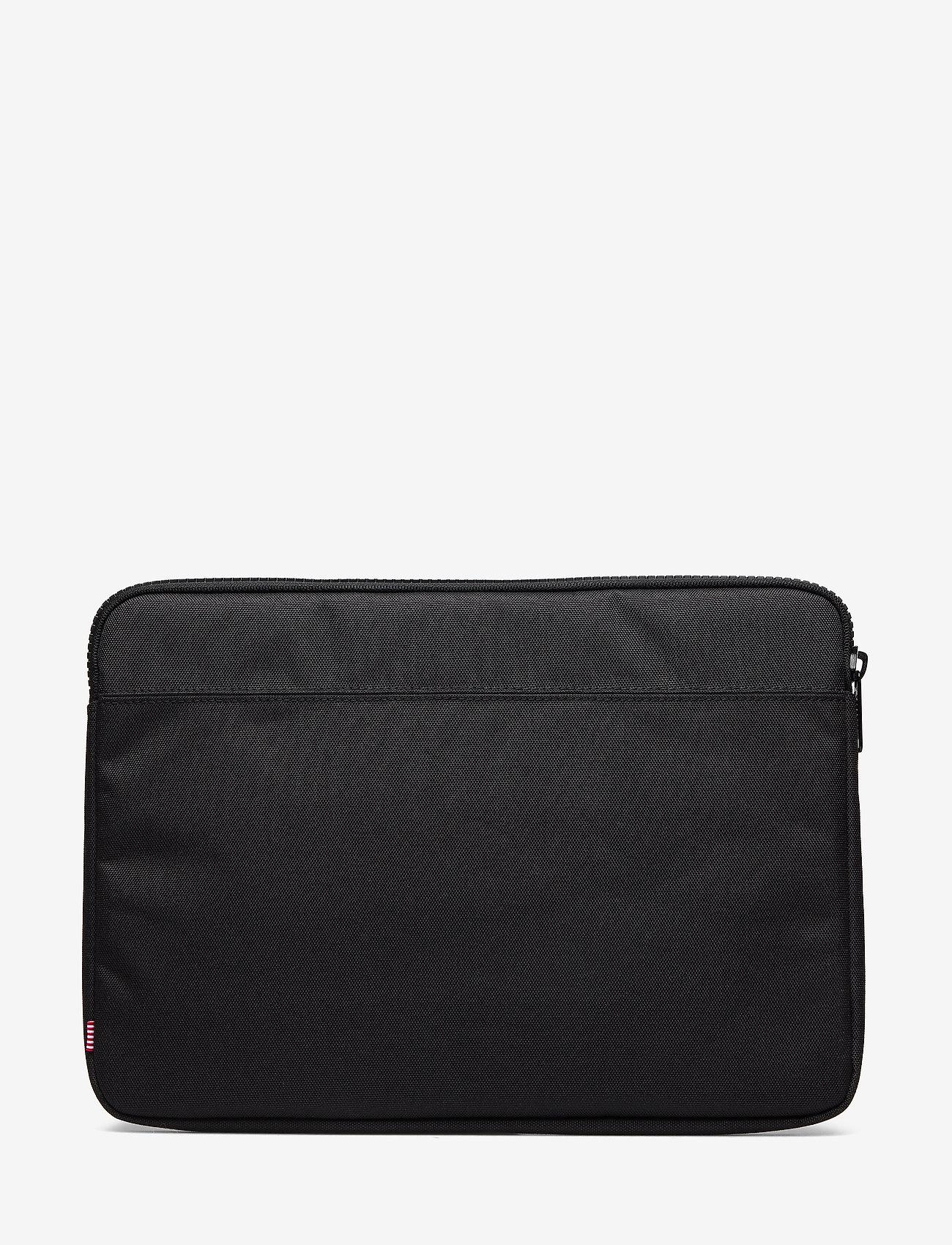 Herschel Anchor Sleeve for 13 inch Macbook - Torby komputerowe BLACK - Torby