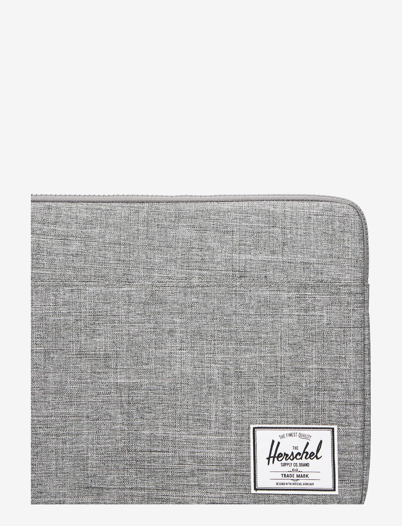 Herschel Anchor Sleeve for 13 inch Macbook - Torby komputerowe RAVEN CROSSHATCH - Torby