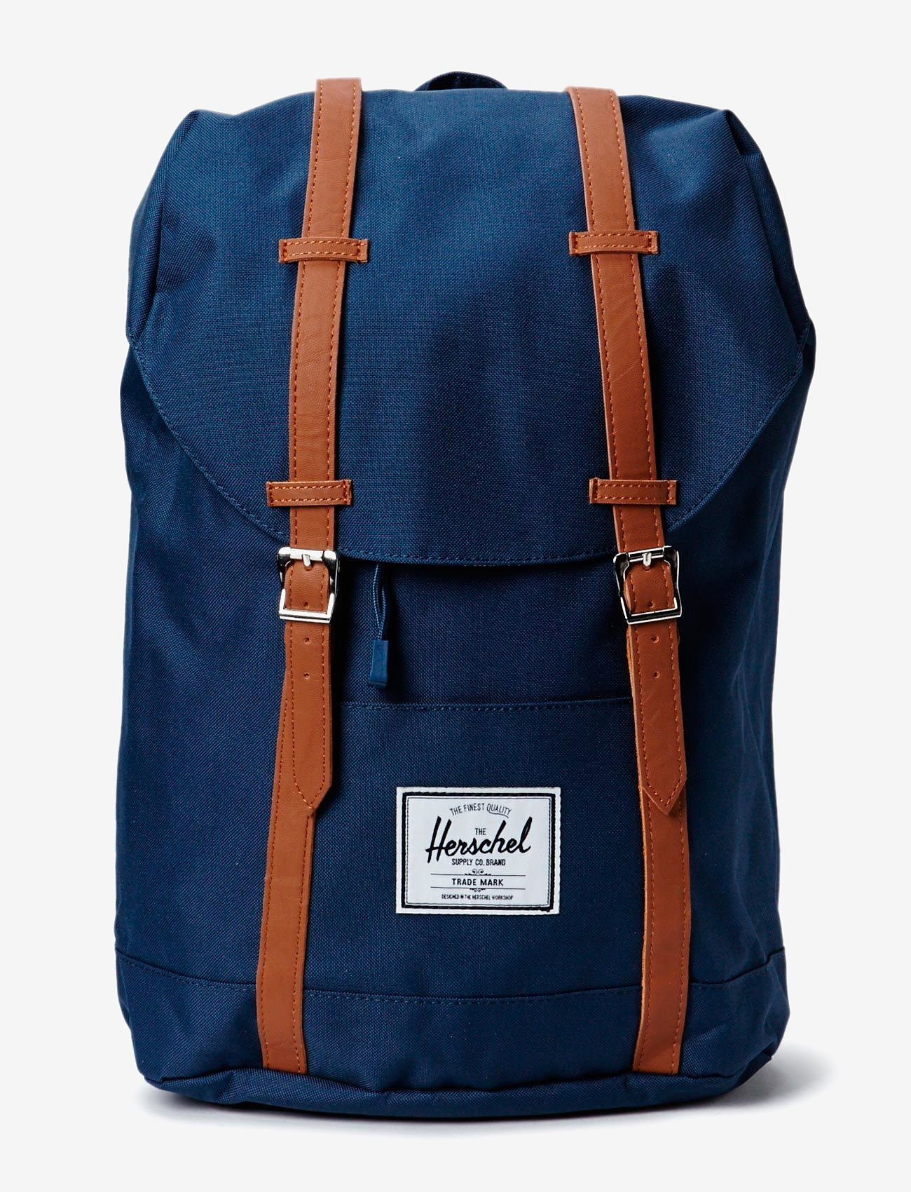 Herschel - Retreat - Navy - plecaki - navy