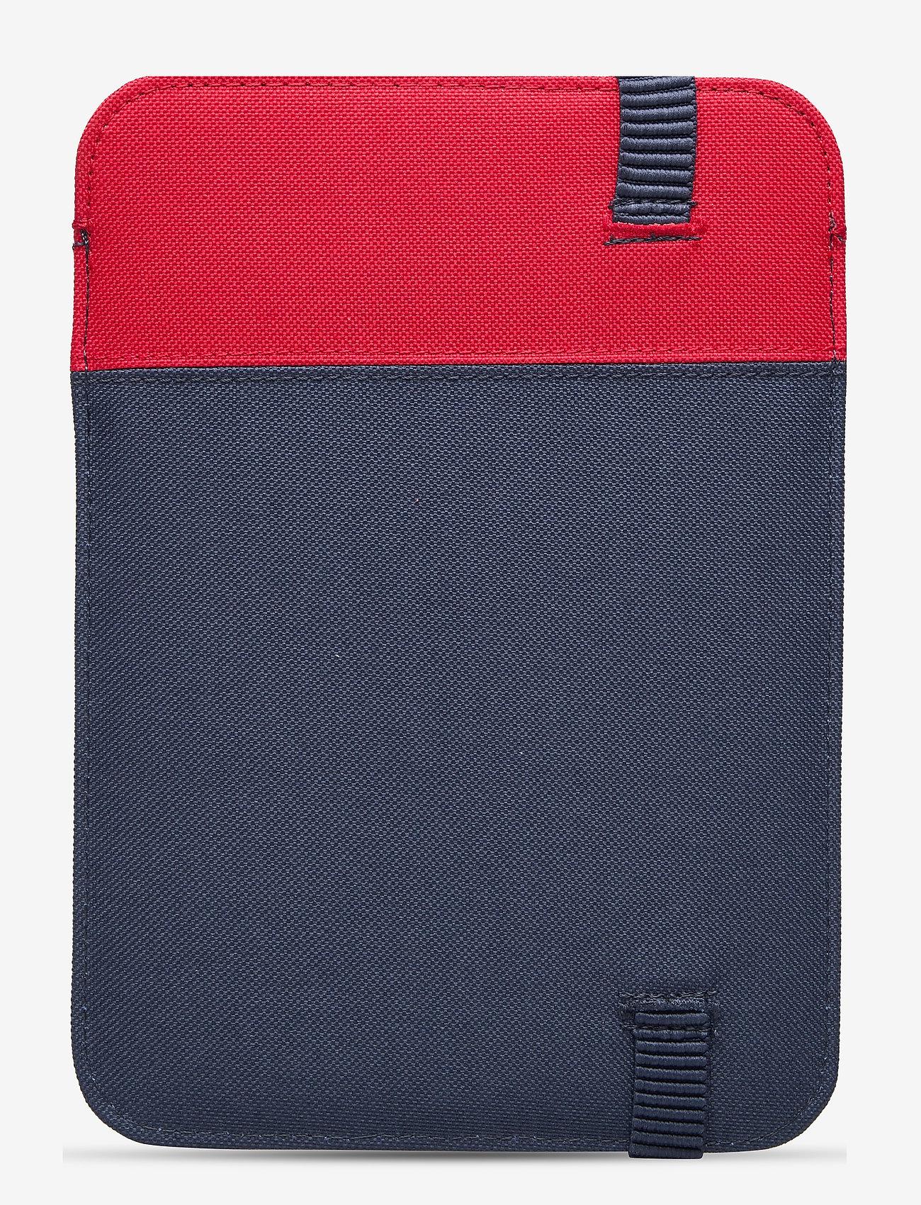 Herschel - CYPRESS MINI - 600D - laptoptassen - navy/red - 1