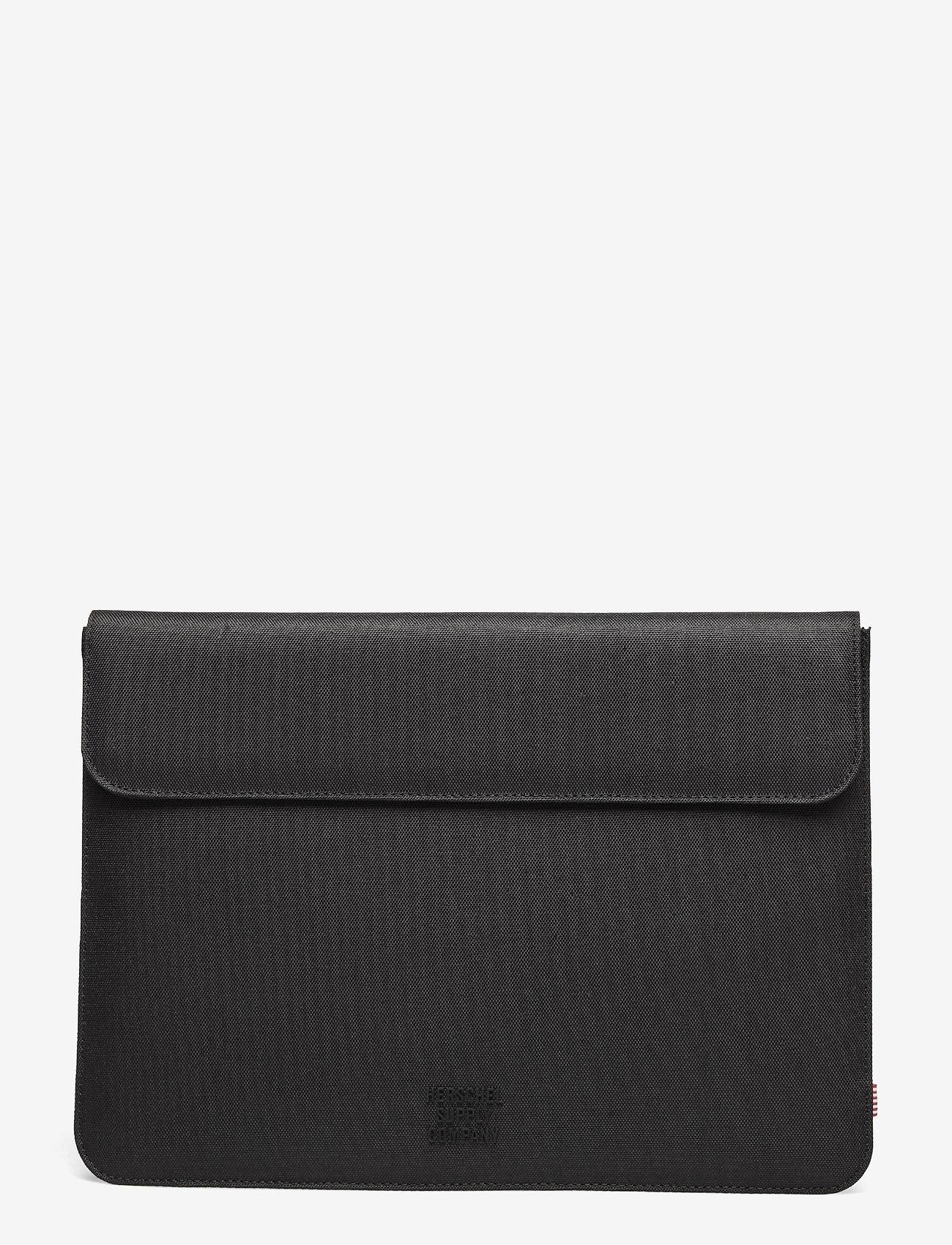 Herschel - Spokane Sleeve for new 13 inch Macbook - tietokonelaukut - black - 0