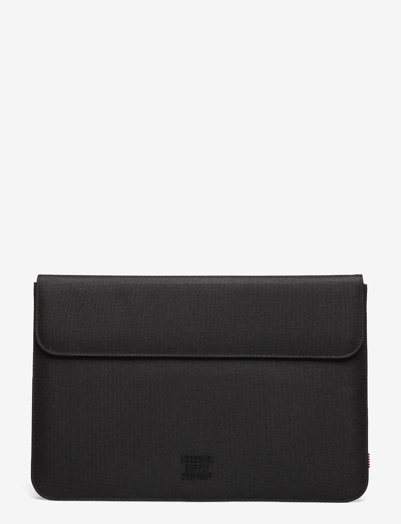 Herschel - Spokane Sleeve for 12 inch MacBook - tietokonelaukut - black - 0