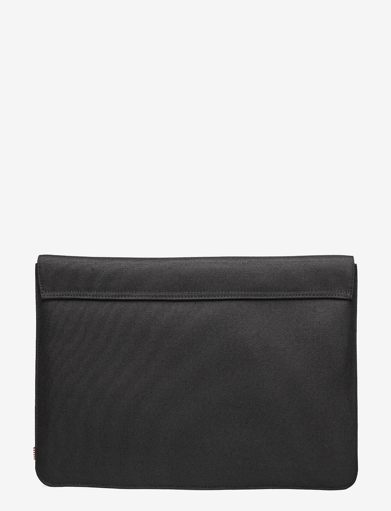 Herschel - Spokane Sleeve for 13 inch Macbook - tietokonelaukut - black - 1