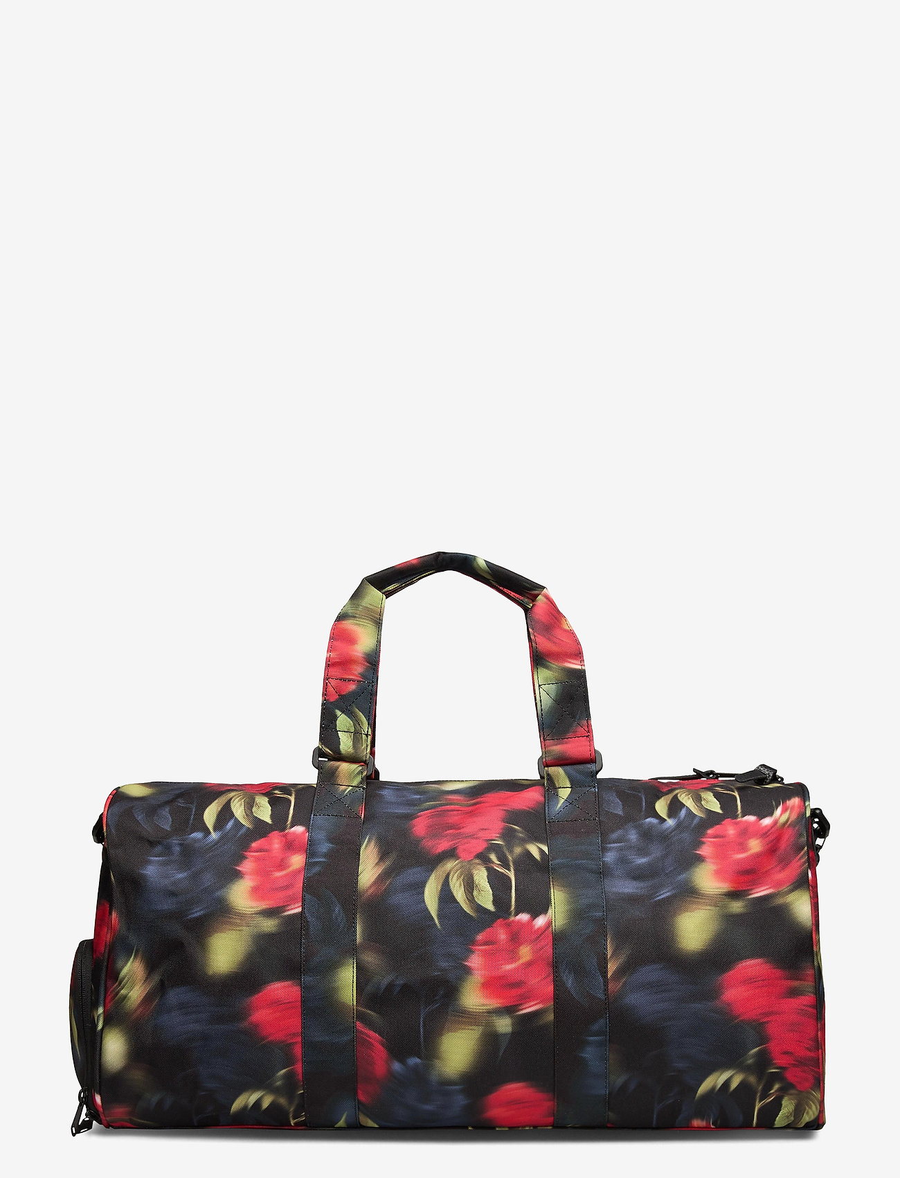 Herschel - Novel Mid-Volume - matkalaukut - blurry roses - 1
