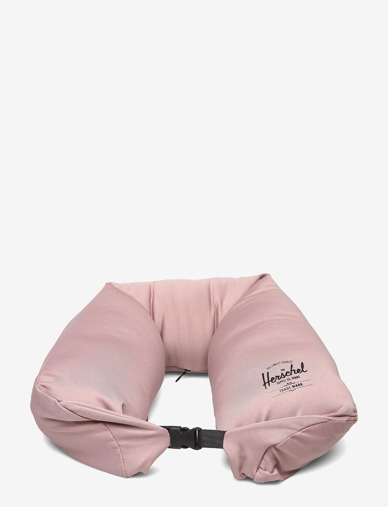 Herschel - Microbead Pillow - travel accessories - ash rose - 1