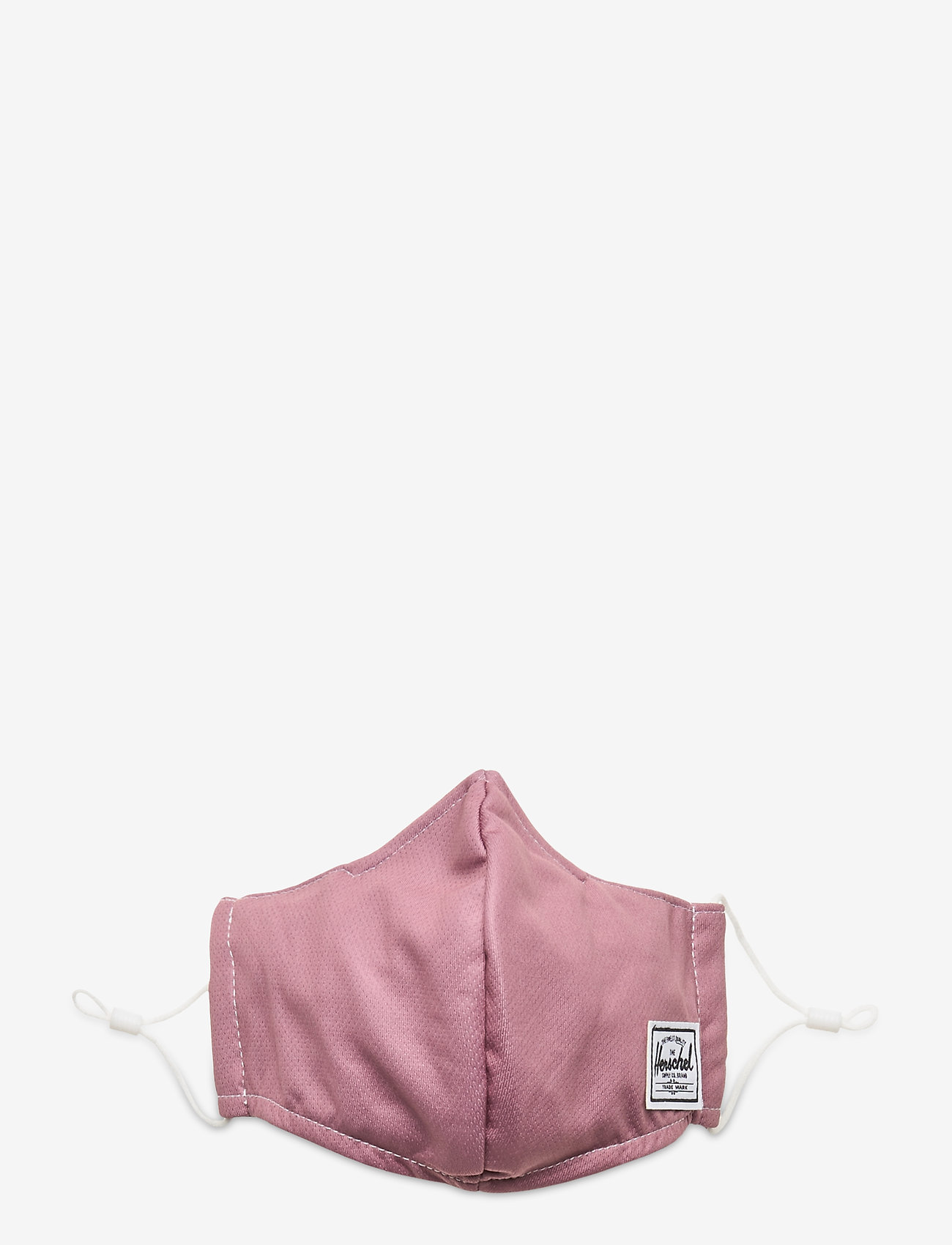 Herschel - Classic Fitted Face Mask-Ash Rose - gezicht maskers - ash rose - 0