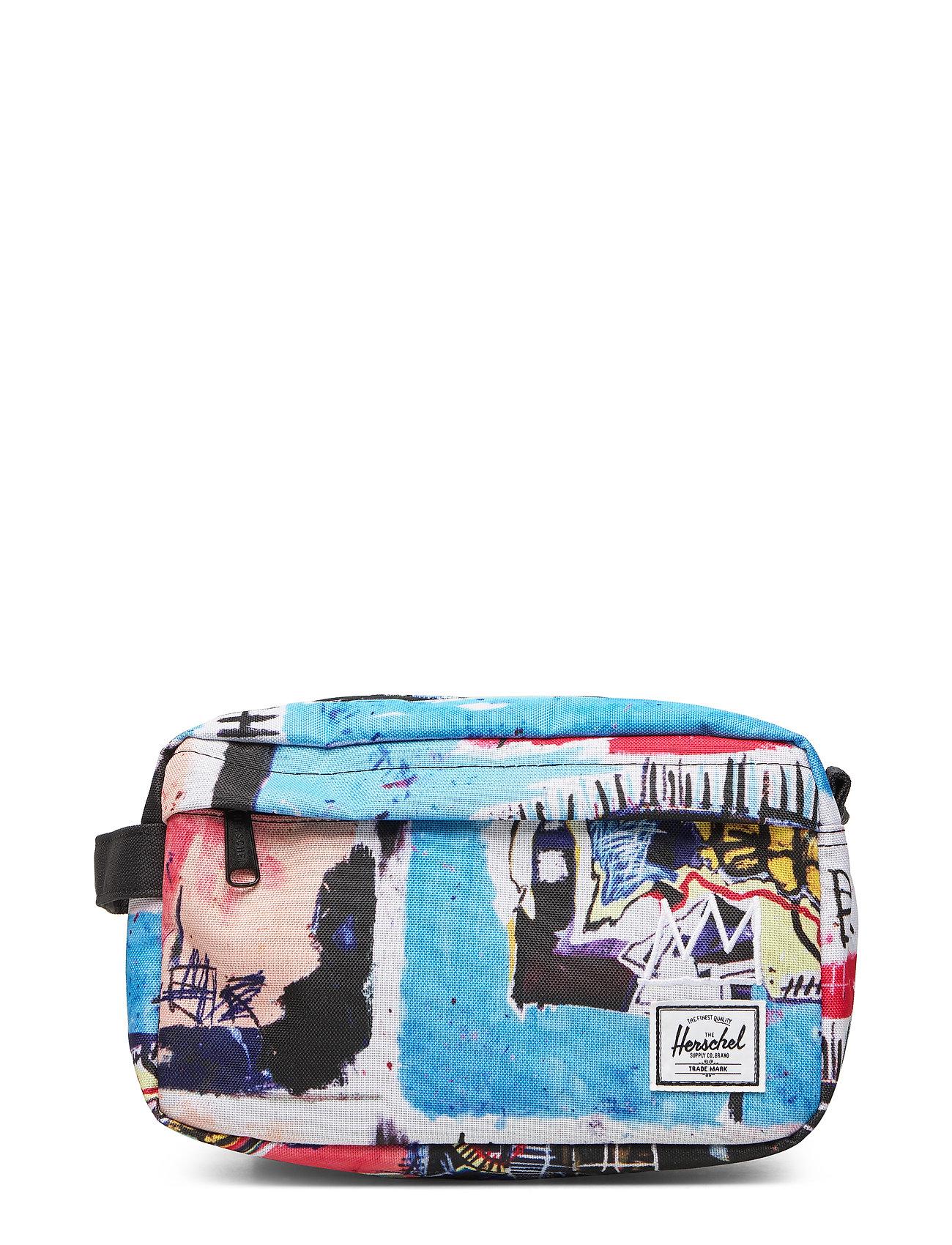 Image of Chapter-Basquiat Skull Toilettaske Multi/mønstret Herschel (3406239933)