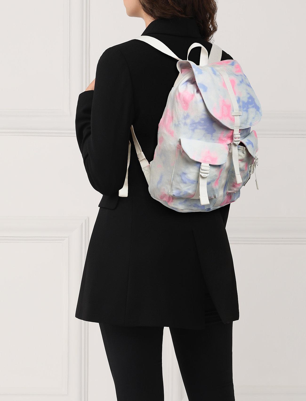 Herschel Dawson-Tie Dye Print/Blanc De Blanc - TIE DYE PRINT/BLANC DE BLANC