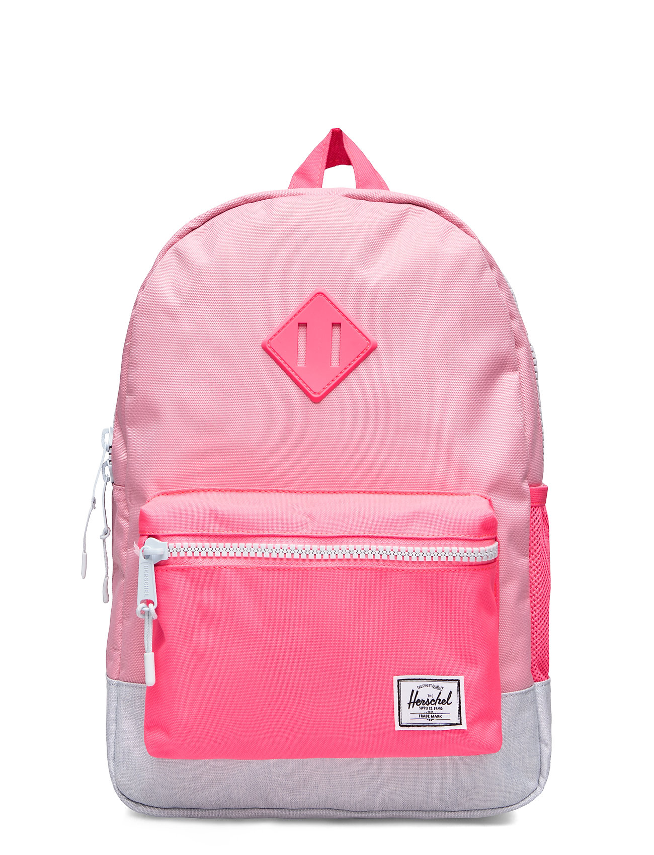 Image of Heritage Youth-Peony/Neon Pink/Ballad Blue Pastel Accessories Bags Backpacks Lyserød Herschel (3359211275)