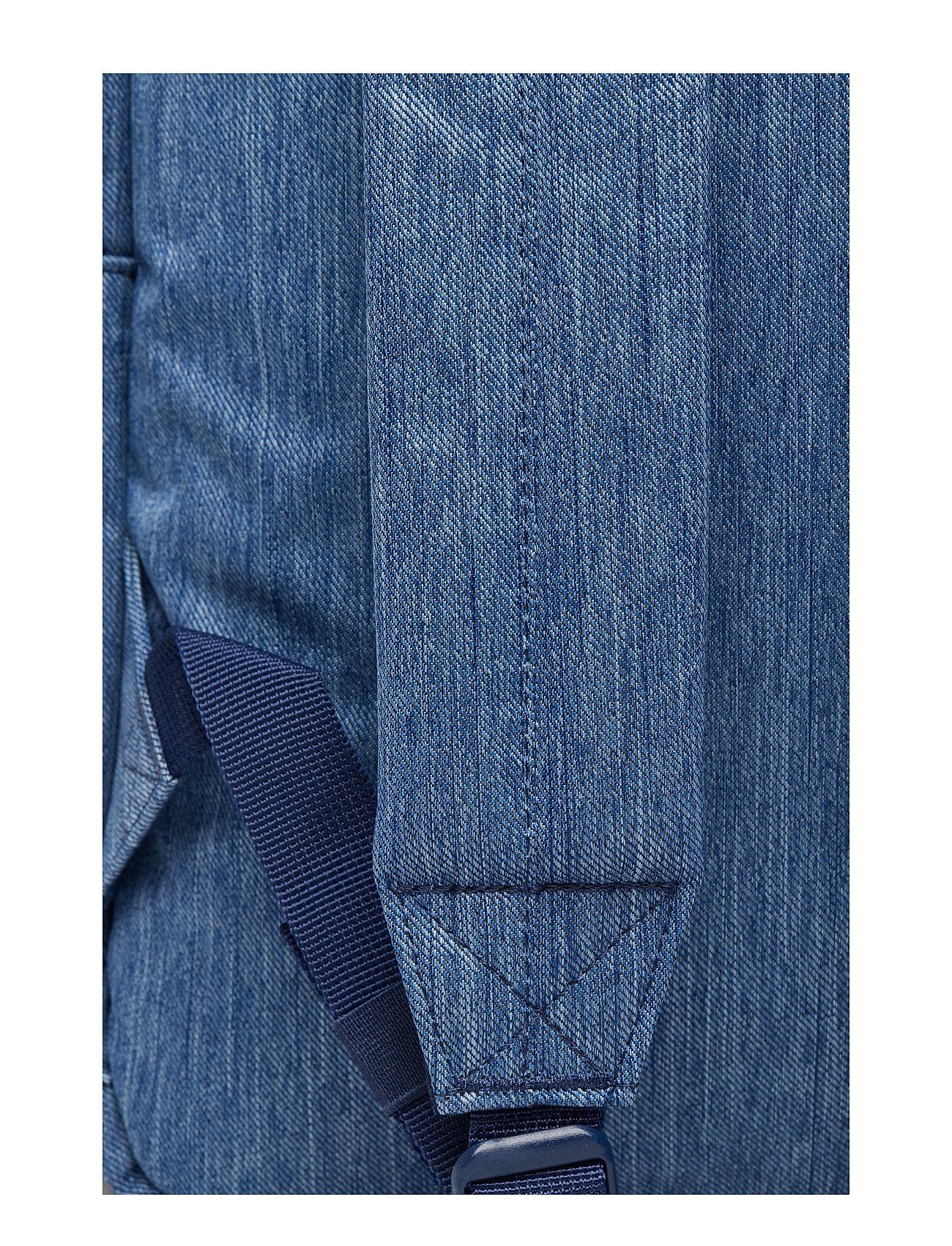 Classic indigo Denim largefaded DenimHerschel X TPZiOukX