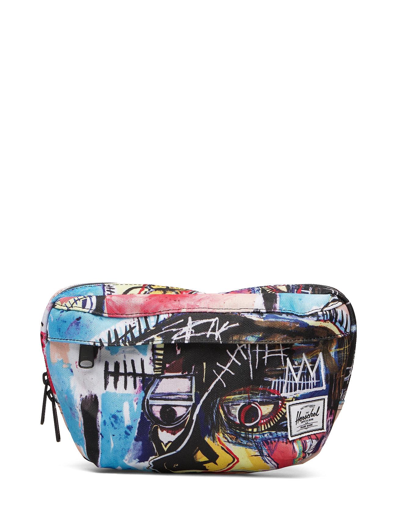 Image of Nineteen-Basquiat Skull Bum Bag Taske Multi/mønstret Herschel (3406239939)
