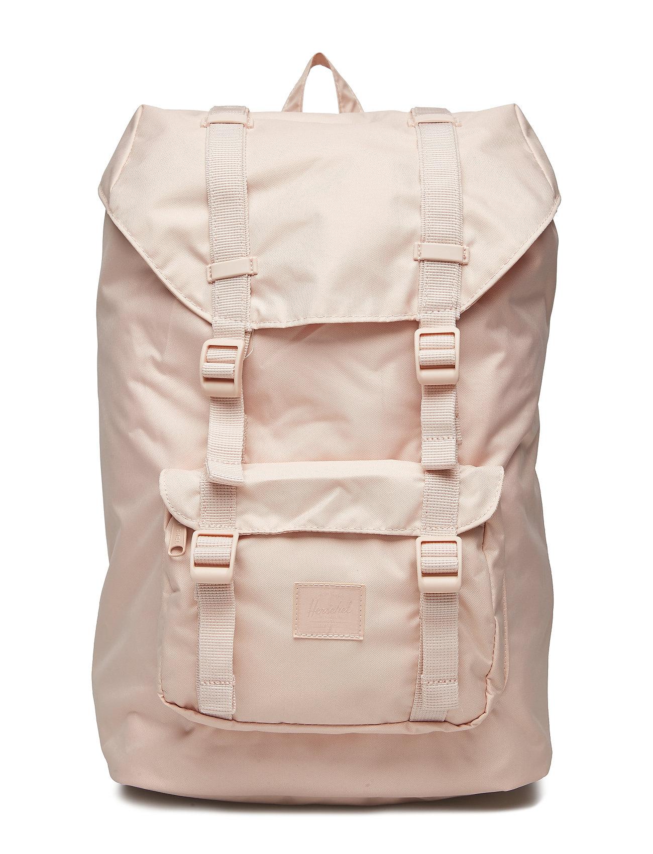 HERSCHEL Little America Mid-Volume Light Rucksack Tasche Pink HERSCHEL