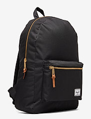 Herschel - Settlement - BLACK - väskor - black - 2