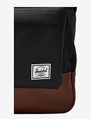 Herschel - HERITAGE - 600D POLY BLACK - reput - black - 3