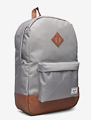 Herschel - Heritage - Grey - backpacks - grey - 2