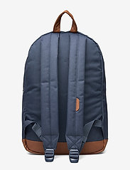 Herschel - POP QUIZ - 600D POLY NAVY - backpacks - navy - 2