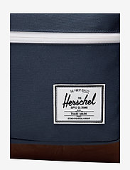 Herschel - POP QUIZ - 600D POLY NAVY - backpacks - navy - 6