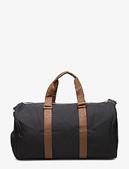 Herschel - NOVEL - 600D POLY BLACK - weekend & gym väskor - black - 1