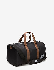 Herschel - NOVEL - 600D POLY BLACK - weekend & gym väskor - black - 2