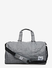 Herschel - Novel - matkalaukut - raven crosshatch - 0