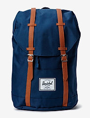 Herschel - Retreat - Navy - plecaki - navy - 0