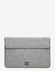 Herschel - Spokane Sleeve for 12 inch MacBook - tietokonelaukut - raven crosshatch - 0
