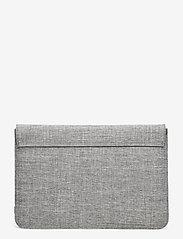 Herschel - Spokane Sleeve for 12 inch MacBook - tietokonelaukut - raven crosshatch - 1