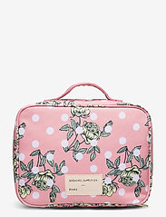 Herschel - Pop Quiz Lunch Box-Polka Floral Peony - kassit & pienet laukut - polka floral peony - 1