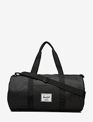 Herschel - Sutton Mid Volume - matkalaukut - black - 0