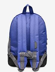 Herschel - Heritage Youth-Amparo Blue/Mid Grey Crosshatch/Bla - reput - amparo blue/mid grey crosshatc - 1
