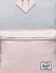 Herschel - Heritage Youth-Ballad Blue Pastel Crosshatch/Rosew - reput - ballad blue pastel crosshatch/ - 3