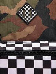 Herschel - Heritage Youth-Woodland Camo/Black&White Checker/N - reput - woodland camo/black&white chec - 3