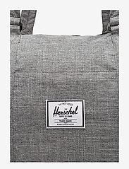 Herschel - Strand - shoppers - raven crosshatch - 3