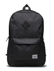 Heritage backpack - DARK SHADOW/BLACK LEATHER