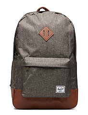 Heritage - CANTEEN CROSSHATCH/TAN SYNTHET