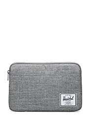 Anchor Sleeve for 12 inch Macbook - RAVEN CROSSHATCH