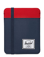 Cypress Sleeve for iPad - RED/NAVY