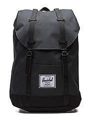 Retreat backpack - DARK SHADOW/BLACK/BLACK SYNTHE