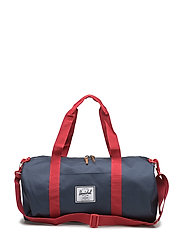 Sutton Mid-Volume - NAVY/RED